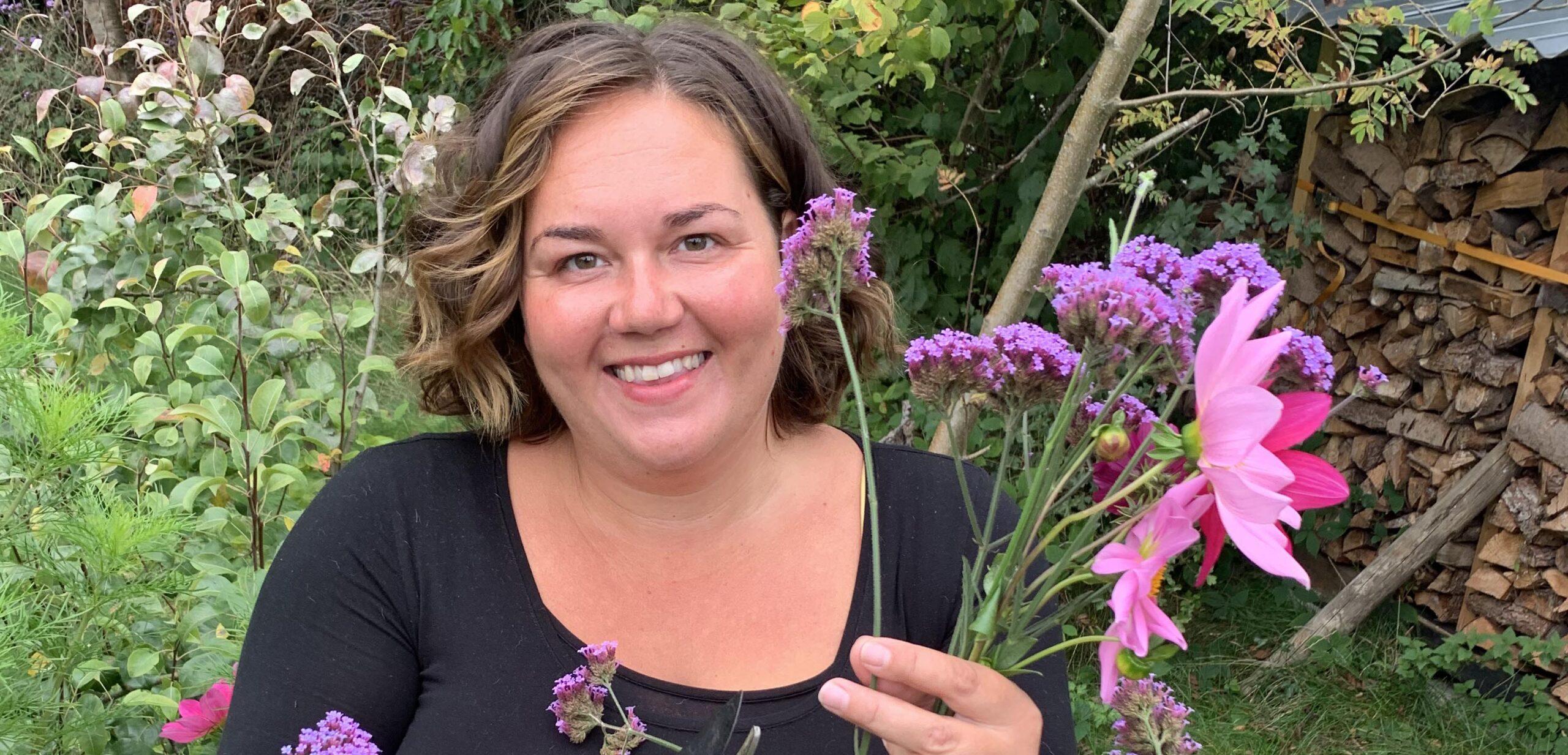 Christine - Have ekspert og ejer af frøspiren